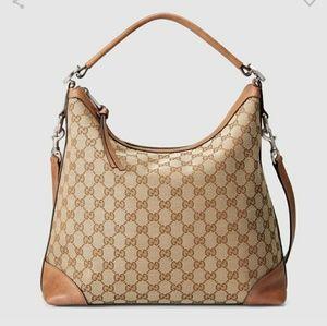 7debb1a38e52cc Gucci Bags | Miss Gg Hobo Original | Poshmark